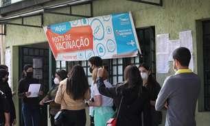 Prefeitura de SP divulga calendário da vacinação por idade
