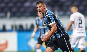 'Ajudinha' do ídolo Diego Souza em gol do Sport contra o Grêmio viraliza entre rubro-negros