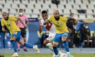 Tite pede calma com Gabigol na Seleção Brasileira