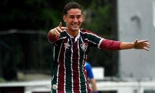 Fluminense vence o Corinthians e assume liderança no Brasileirão sub-17; time Sub-20 empata no Estadual