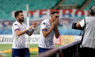 Gilberto é a esperança do Bahia contra o Corinthians