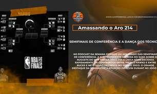 Semifinais de conferência e a dança dos técnicos na NBA