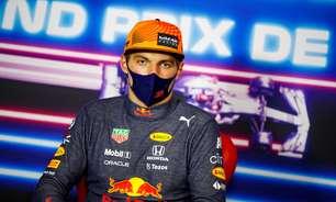 Verstappen diz que foi fácil ultrapassar Hamilton