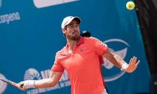 Orlando Luz atinge melhor ranking nas duplas após título em Forli