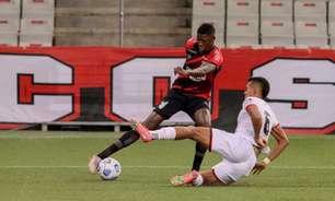 Antônio Oliveira pede humildade ao Athletico