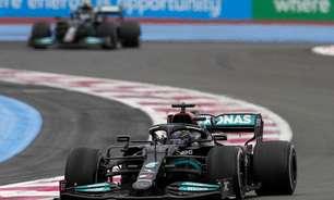 GP da França é maior golpe que Mercedes já sofreu na F1, afirma Gabriel Curty