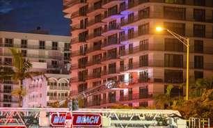 Prédio residencial de 12 andares desaba na Flórida