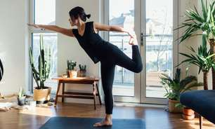 Os benefícios de se equilibrar numa perna só