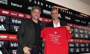 Presidente do São Paulo se manifesta após desabafo de Crespo