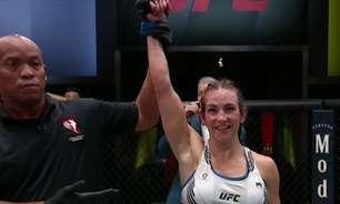Com incríveis seis bônus, UFC Vegas 31 premia Miesha Tate, Rodolfo Vieira e outros com R$ 255 mil; veja