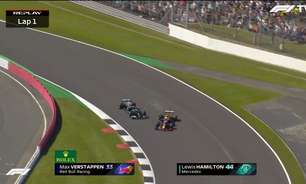 FIA pune Hamilton com 10s por acidente com Verstappen