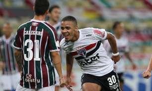 Perto de bater meta da diretoria, São Paulo já arrecadou R$ 124 milhões em vendas de jogadores