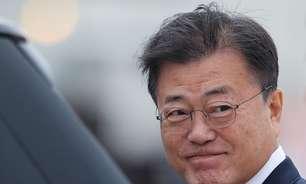 """Presidente sul-coreano cancela viagem a Tóquio após declaração """"inaceitável"""" de diplomata"""