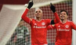 Thiago Galhardo quebra jejum e Inter vence Juventude