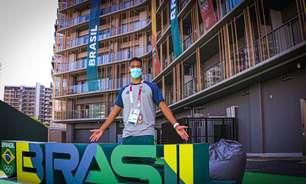 Brasil já tem 46 atletas instalados na Vila Olímpica