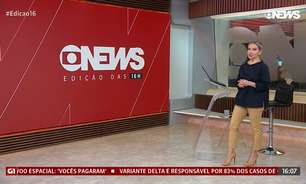 Âncora enfrenta 4 falhas naGloboNewse chama o intervalo