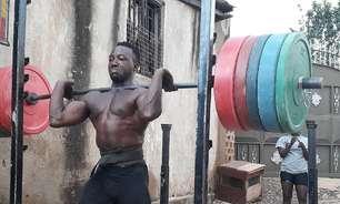 """Atleta de Uganda é encontrado: """"Não quero voltar"""""""