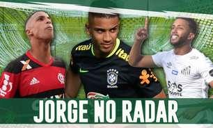 Boletim: Palmeiras quer Jorge pra vaga de Viña, veja como está a negociação
