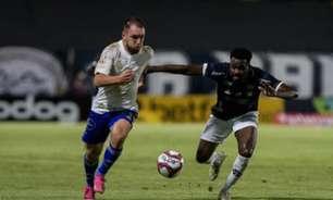 Veja o golaço de Victor Andrade, que deu a vitória ao Remo sobre o Cruzeiro