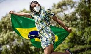 Olimpíada: look da cerimônia de abertura une Brasil e Japão