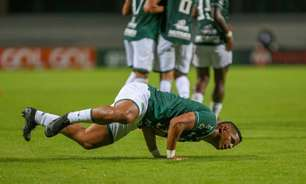 Crescendo no Guarani, Lucão espera ótima sequência do clube paulista na Série B do Brasileirão
