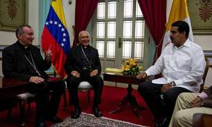 Maduro critica carta de 'número 2' do Vaticano: 'Lixo'