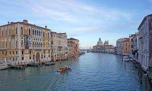 Pesquisadores descobrem restos de rua romana na Lagoa de Veneza