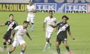 CSA e Vasco lutam contra o gramado e empatam no Rei Pelé