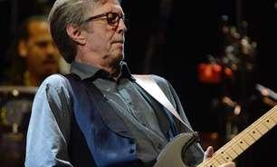 Eric Clapton não fará shows em locais que exijam vacina