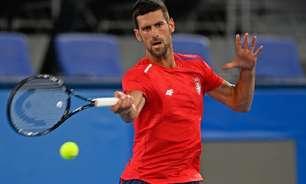 Djokovic, Monteiro, Menezes e duplas brasileiras estreiam no 1º dia em Tóquio