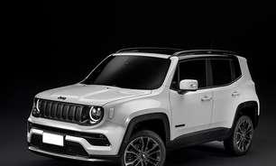 Jeep Renegade 2023 terá novo visual e motor 1.3 turbo