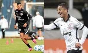 Corinthians encaminha a saída de dois atacantes; entenda os casos