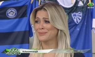 Renata Fan detona presidente após eliminação do Inter