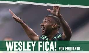 Boletim: Palmeiras recusa oferta por Wesley; novidades sobre Rony, Luiz Adriano e Luan