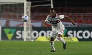 Sem poder contar com Léo, São Paulo terá alteração no trio de zaga para a partida contra o Flamengo