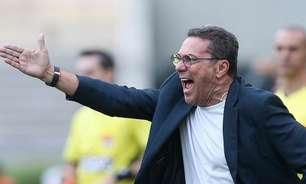 Luxemburgo nega que negociou para ser técnico do Botafogo