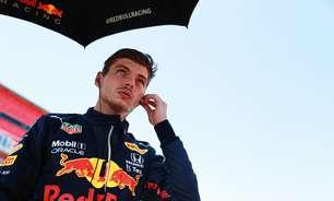 """Verstappen diz que """"F1 ainda está longe da Indy"""" e pede por mais ultrapassagens em 2022"""