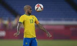 """""""Estamos merecidamente na final"""", diz Daniel Alves"""