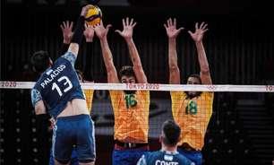 Seleção masculina de vôlei vira na raça, bate a Argentina no tie-break e segue 100% na Olimpíada de Tóquio