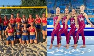 Tóquio 2020: 3 momentos dos uniformes femininos nos Jogos Olímpicos