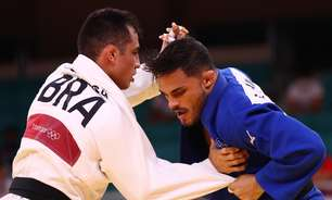 Eduardo Katsuhiro perde na estreia e dá adeus a Olimpíada