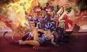 Resenha: He-Man e os Mestres do Universo: salvando Eternia