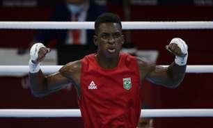 Keno Machado vence chinês na sua estreia no boxe em Tóquio