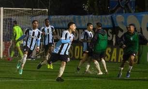Destaque do Grêmio, Léo Fenga fala sobre campanha no Campeonato Brasileiro Sub-20