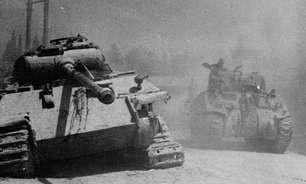 A disputa judicial por tanque da 2ª Guerra que aposentado guardava no porão