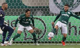 CBF divulga novas datas de cinco jogos do Palmeiras no Brasileirão
