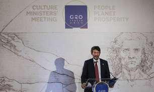 Ministros aprovam declaração do G20 da Cultura por unanimidade