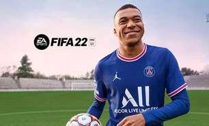 FIFA 22 e eFootball: veja as diferenças da próxima geração de games de futebol