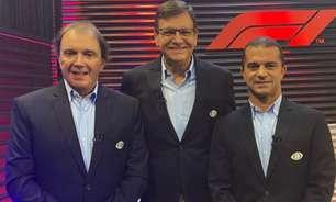 Reginaldo Leme cita Jornal Nacional ao vivo na Band