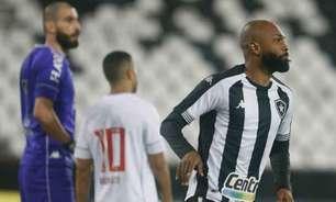Chay comemora retomada do Botafogo e resposta da torcida: 'Feliz em resgatar esse orgulho'